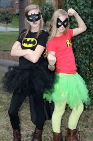 Batman Halloween Costume Diy Batman Robin Halloween Costumes Cute Spooky