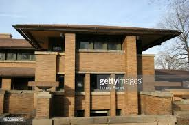 Frank Lloyd Wright Style Darwin D Martin Complex The Most Extensive Prairie Style House By