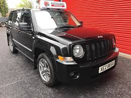 2009 jeep patriot limited nav in cregagh belfast gumtree