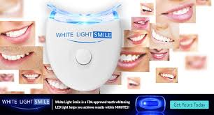 pro light dental whitening system reviews white light smile a product really a worth buying