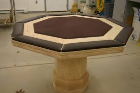 how to make a poker table poker table build woodworking talk woodworkers forum