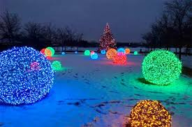 christmas decorations light show outdoor christmas decorating turn your garden into a light show