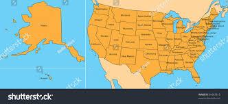 usa map with alaska and hawaii us map with alaska my map of usa alaska and hawaii montana