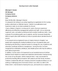 sample cover letter example 12 free documents in pdf doc