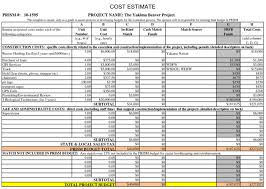 home building costs spreadsheet templates residential construction costs by state