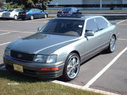 lexus coupe 2007 1996 lexus ls 400 vin jt8bh22f8t0063171 autodetective com