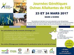 chambre d agriculture 24 journées génétiques ovines allaitantes de génétique elevage