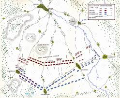 King Of Prussia Map The Wars Of Frederick The Great The Battle Of Hohenfriedberg
