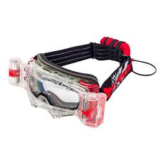motocross goggles uk redraven speedview electronic roll off goggles mx motocross