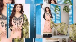 cotton embroidery salwar suits latest collection latest fashion
