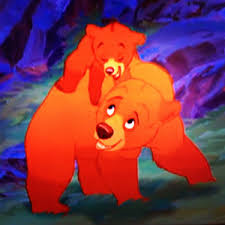 brother bear disney project