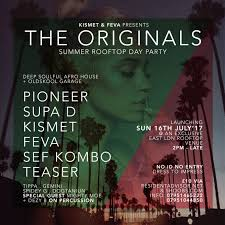 garage house music ra the originals 12 12 roof top alldayer at tba east london london