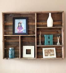 Square Bookshelves Affordable Reclaimed Wood Shelf U2014 Best Home Decor Ideas