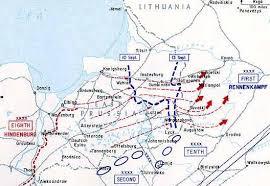 Primeira Batalha dos Lagos Masurianos