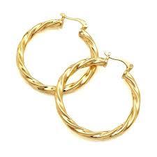 real gold earrings real gold earrings for gold earring backs butterflies