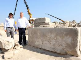 ancient u0027water law u0027 unearthed in laodicea archaeology
