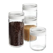 Kitchen Glass Canisters With Lids by Canisters Canister Sets Kitchen Canisters U0026 Glass Canisters