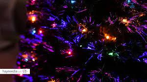 delightful ideas fiber optic christmas lights 2ft fibre white tree