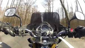 honda hornet pc41 trip youtube