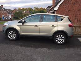 ford jeep 2008 ford kuga 2 0tdci titanium 10 months mot jeep in banbridge