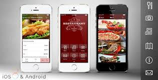 application android cuisine การประย กต ใช โมบายแอพพล เคช น mobile application suhainee571031221