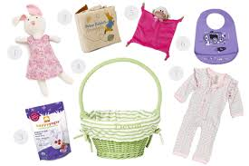 baby s easter basket 7 ideas for baby s easter basket