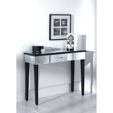 sanctuary 4 drawer console table console table black console tables appealing long table with