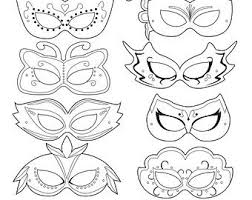 Mask Template by Best 25 Masquerade Mask Template Ideas On Diy