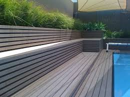 the use of composite and plastic decking products as an