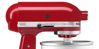kitchenaid ice cream maker attachment h review