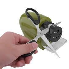 electric kitchen knife scissors cordless knife sharpener