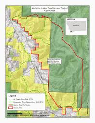 Montana Hunting Maps by Elk Tracks Public Access Secured To 41 000 Acres In Southwest Montana