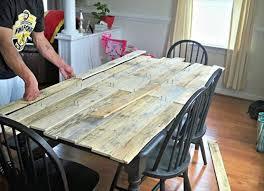 table de cuisine en palette table cuisine palette on a commenc par la table bar de la cuisine