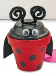 Making Flowers Out Of Tissue Paper For Kids - best 25 ladybug crafts ideas on pinterest bug crafts bug