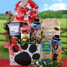 per gift basket dog puppy gift baskets dog gifts