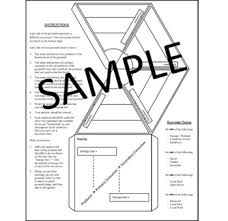energy pyramid foldable four food chains by lucas talley tpt