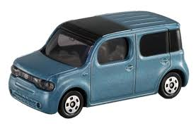 nissan japan cars amazon com takara tomy nissan cube dark grey 017 8 toys u0026 games