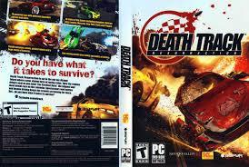 death track resurrection dvd cover 2009 pc