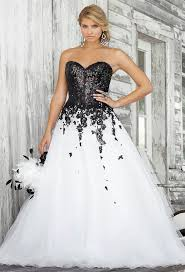 white dresses for wedding best black and white wedding dress images on wedding