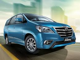 toyota new model car toyota innova gets a new updated model in india