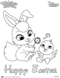free printable whisker haven easter coloring skgaleana