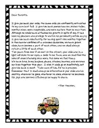 11 best parent family letters images on pinterest back to