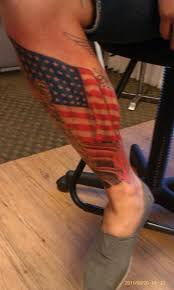 us flag tattoo on leg for men tattoos book 65 000 tattoos designs