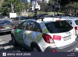 Australia Google Maps Google Maps Survey Vehicle In College Street Sydney New South