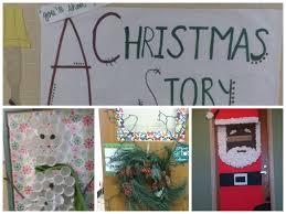 Holiday Door Decorating Holiday Door Decorating Contest U2013 The Seton Connection