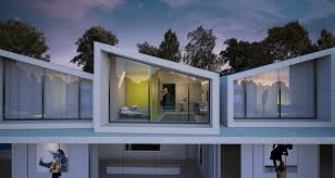modular gomos homes can be assembled in three days flat