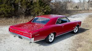 1966 pontiac gto revivaler