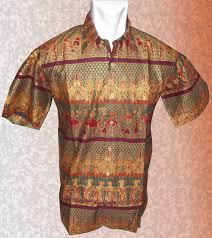 Baju Batik Batik baju batik batik bahan pelepah pisang motif budaya mesir bahan