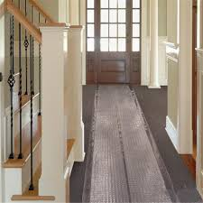Clear Plastic Rug Runners Vinyl Carpet Runner For Srs Carpet Vidalondon
