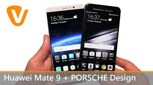 porsche design mate 9 hands on huawei mate 9 u0026 mate 9 porsche design deutsch youtube